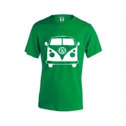 camiseta furgoneta retro