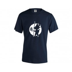 camiseta frik gok manga corta