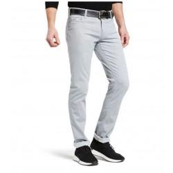 Pantalón de hombre de verano con 5 bolsillos color gris