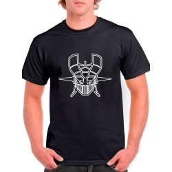 camiseta Robot años 80
