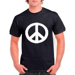 camiseta Peace & Love