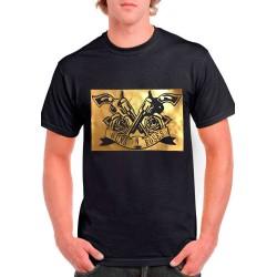 camiseta rock